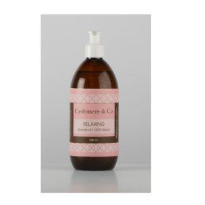 Massage oil Relax 500ml